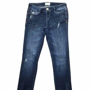 Aeropostale Women's Jeans Size 0 Reg W26XL31 Blue
